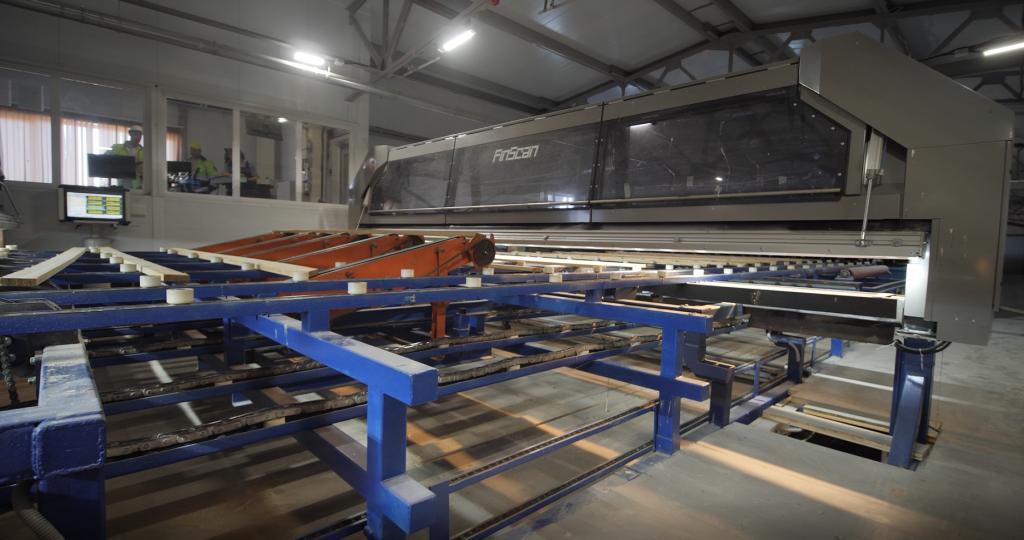BoardMasterin avulla Cherepovetslesin sahan laadutuksen nopeus ja laatu paranivat.