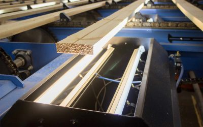 Sawmills are interested in software-based strength grading developed by FinScan
