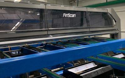 ULK:n koko sahatavaratuotanto laadutetaan nyt FinScanin mittareilla